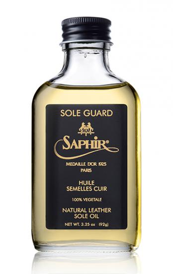 Huile Semelles Cuir SOLE GUARD Saphir M�daille d'Or