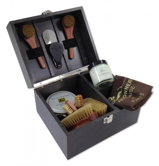 Coffret Cirage Groom Ebène_thumbnail