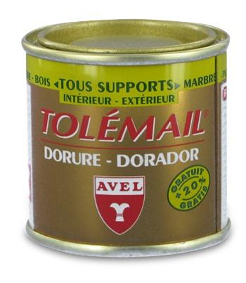 Peinture TOLEMAIL Dorure VALMOUR - Peinture doree pour exterieur