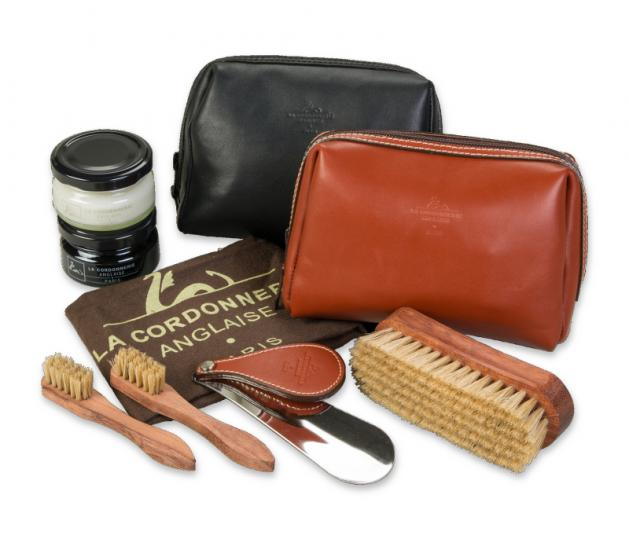 Trousse A Cirage CLIPPER SET LCA