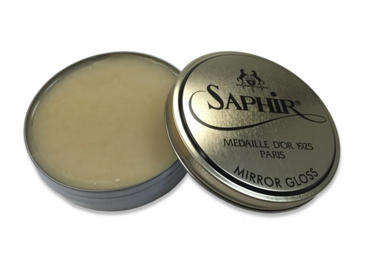 Cirage MIRROR GLOSS Saphir Médaille d'Or