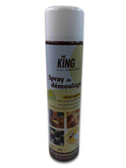 Spray de Démoulage KING