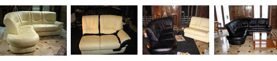 Conseils Pour Changer La Couleur Dun Canapé En Cuir VALMOUR - Comment teinter un canapé en cuir
