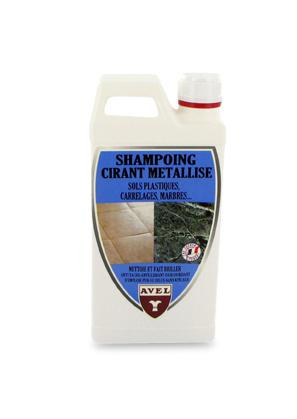 Shampoing Cirant M�tallis� Carrelage Marbre AVEL